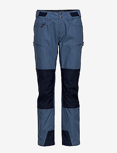svalbard heavy duty Pants W's - friluftsbyxor - coronet blue/indigo night