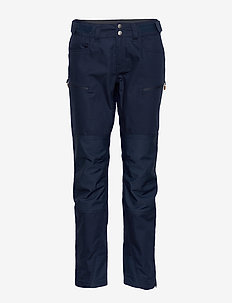 svalbard heavy duty Pants Ws - wandelbroeken - indigo night