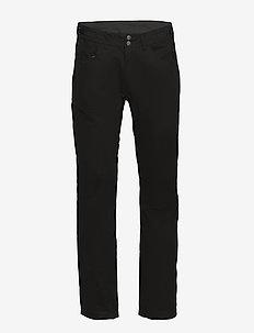 svalbard mid cotton Pants (M) - spodnie turystyczne - caviar