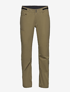 svalbard mid cotton Pants (M) - ulkohousut - elmwood