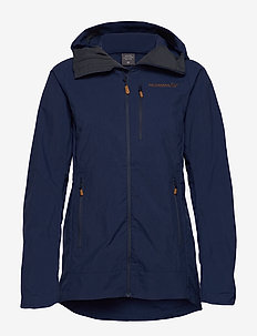 svalbard lightweight Jacket W's - shell-jakker - indigo night