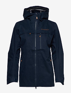 svalbard cotton Jacket (W) - anoraker - indigo night