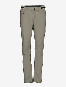 svalbard light cotton Pants (W) - wandelbroeken - sandstone