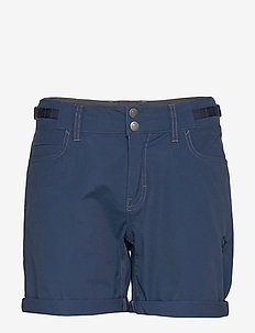 svalbard light cotton Shorts (W) - turshorts - indigo night