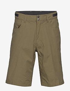 svalbard light cotton Shorts (M) - ulkoiluhousut - elmwood
