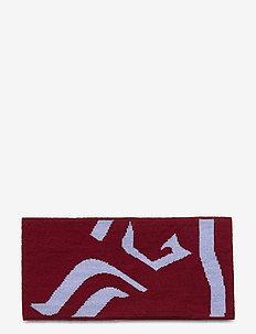 /29 mega logo Headband - hårbånd - rhubarb