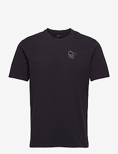/29 cotton skull T-Shirt M's - sportoberteile - caviar