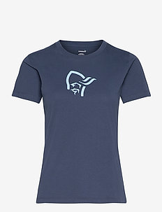/29 cotton viking T-Shirt W's - t-shirts - indigo night