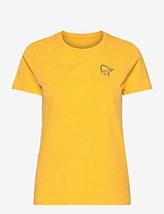 /29 cotton skin it T-Shirt W's - t-shirts - lemon chrome