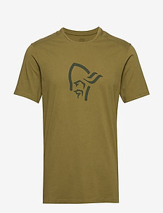 /29 cotton viking T-Shirt M's - sportoberteile - olive drab
