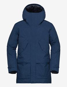 oslo Gore-Tex insulated Parka (M) - vestes d'extérieur et de pluie - indigo night