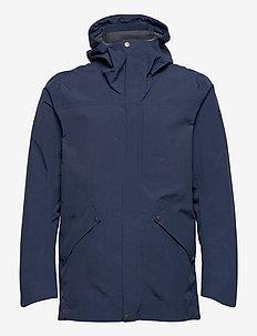 oslo Gore-Tex Jacket (M) - vestes d'extérieur et de pluie - indigo night