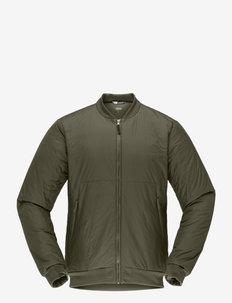 oslo thermo60 Jacket M's - vestes d'extérieur et de pluie - olive night