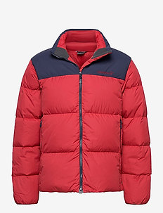 norrna down750 Jacket Unisex - laskettelutakki - jester red