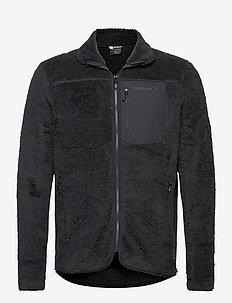 norrna warm3 Jacket M's - basic-sweatshirts - caviar