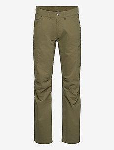 Norrna trekking Pants M's - pantalon de randonnée - olive night