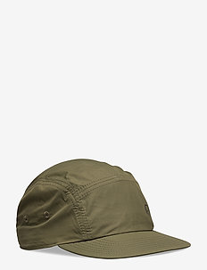 Norrna five panel tech Cap Unisex - caps - olive night
