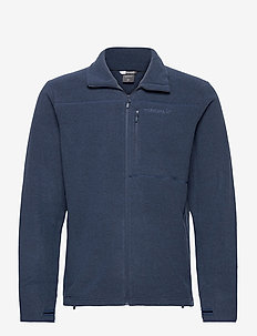 Norrna warm2 Jacket M's - fleece - indigo night
