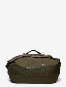 norrna 50L Duffle Bag - torby treningowe - olive night