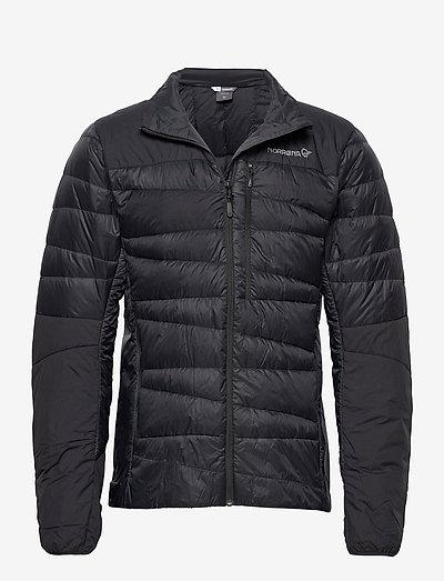 falketind down750 Jacket M's - vestes d'extérieur et de pluie - caviar