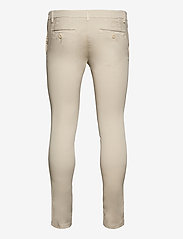 North Sails - CHINO SLIM - pantalons chino - beige - 1