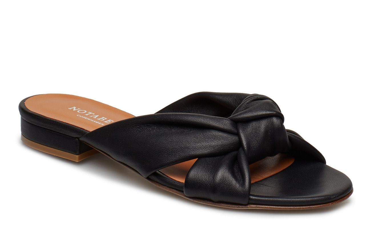 NOTABENE Geta - BLACK LEATHER
