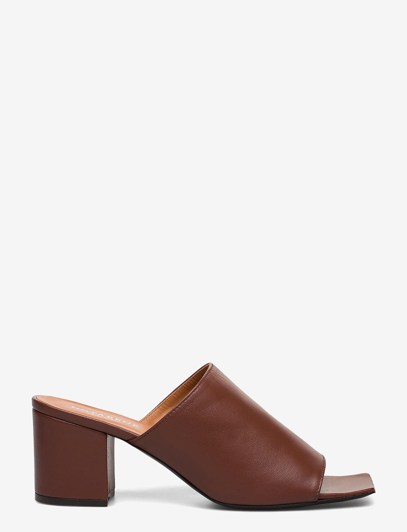 NOTABENE - Shia - mules & slipins - brown leather - 1