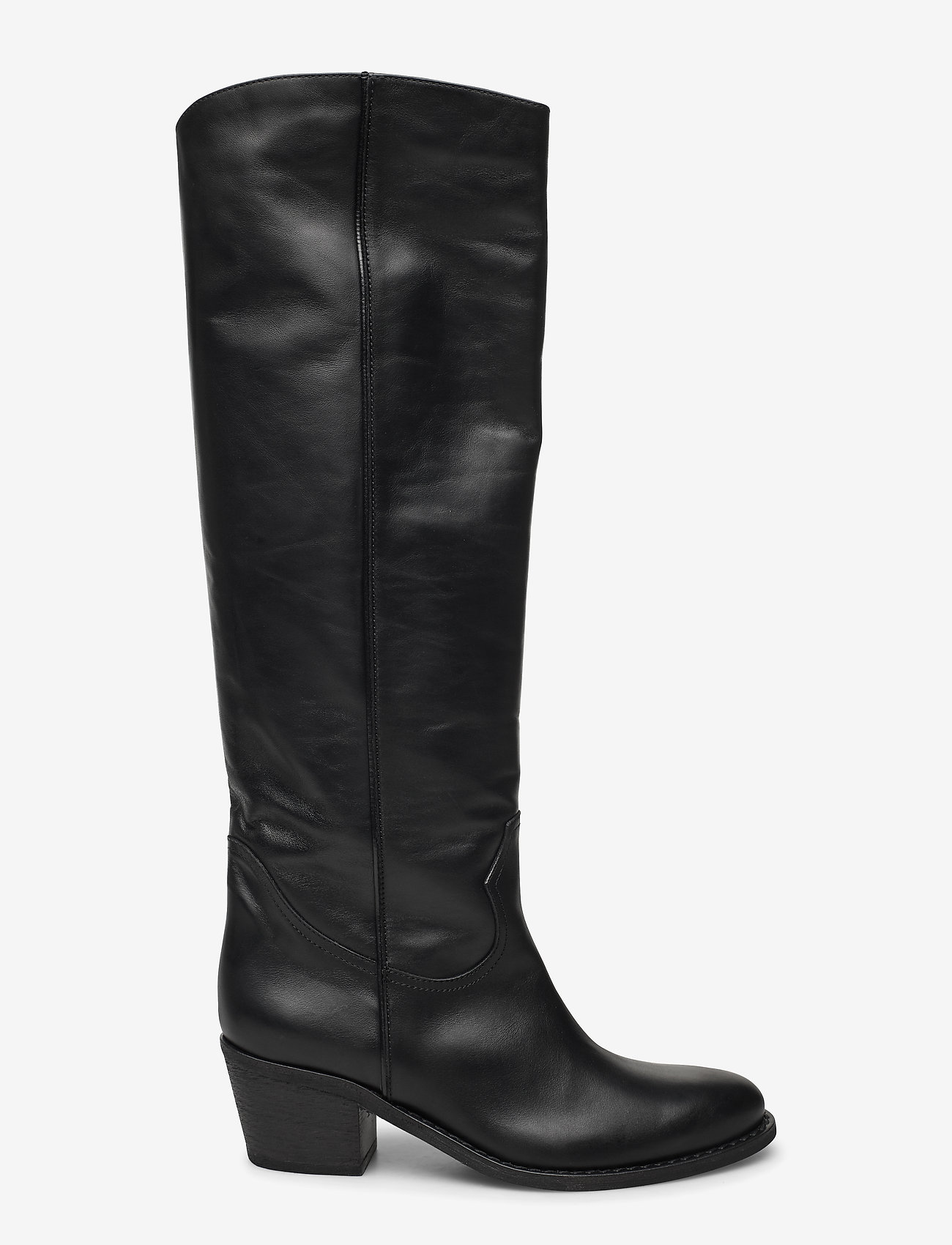 Anca (Black Leather) (4600 kr) NOTABENE |
