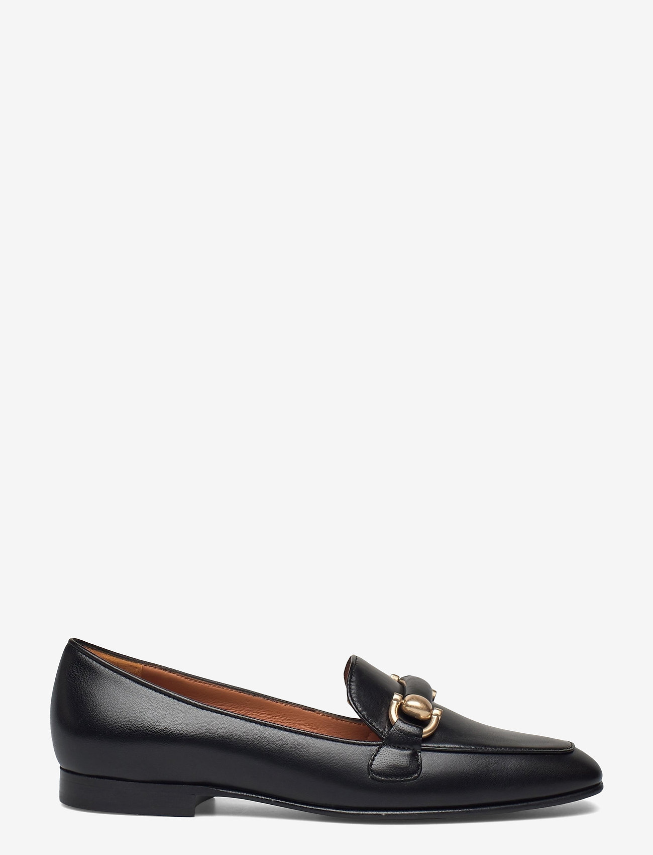 NOTABENE - Libby - instappers - black leather - 0