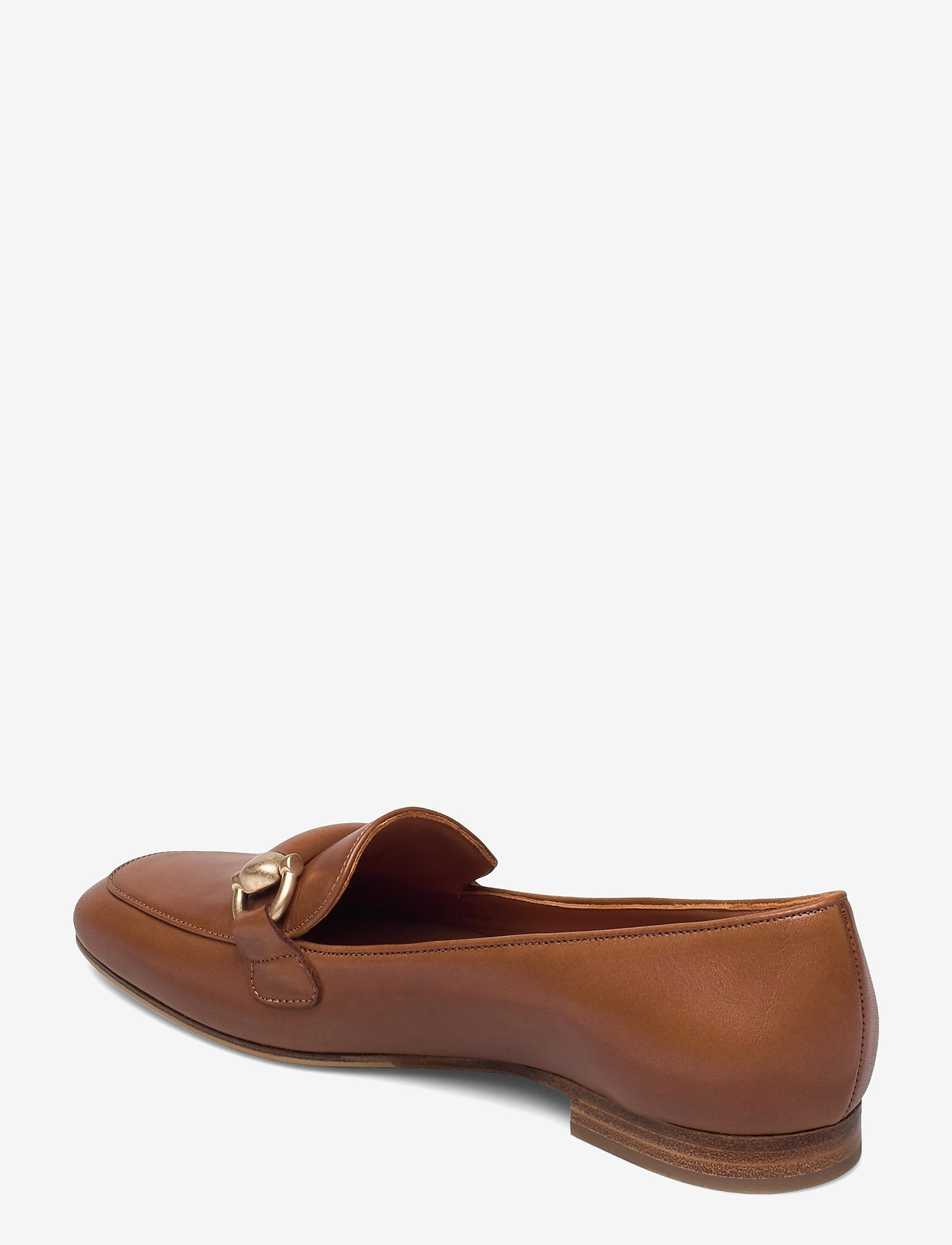 NOTABENE - Libby - instappers - brown leather - 2