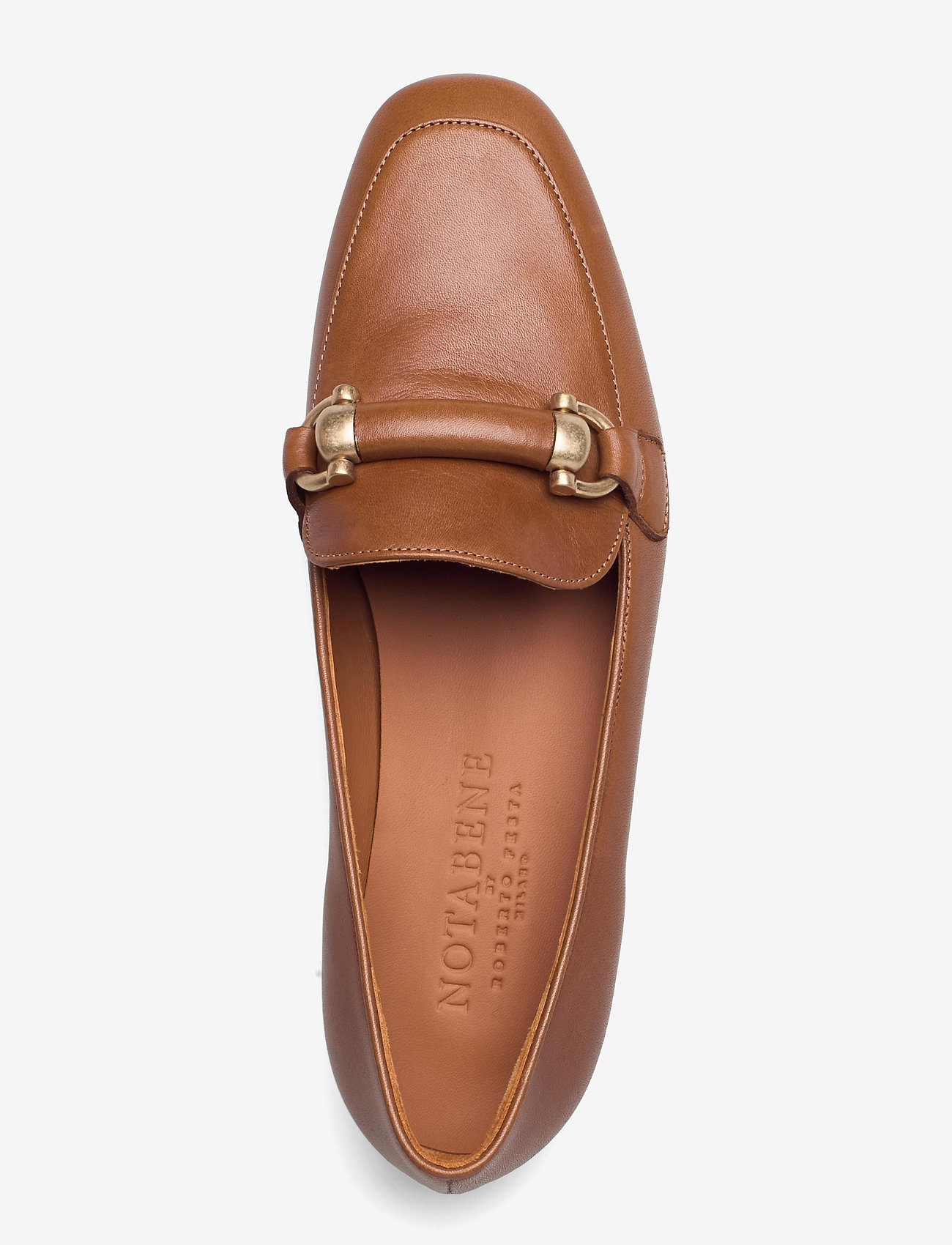 NOTABENE - Libby - instappers - brown leather - 3