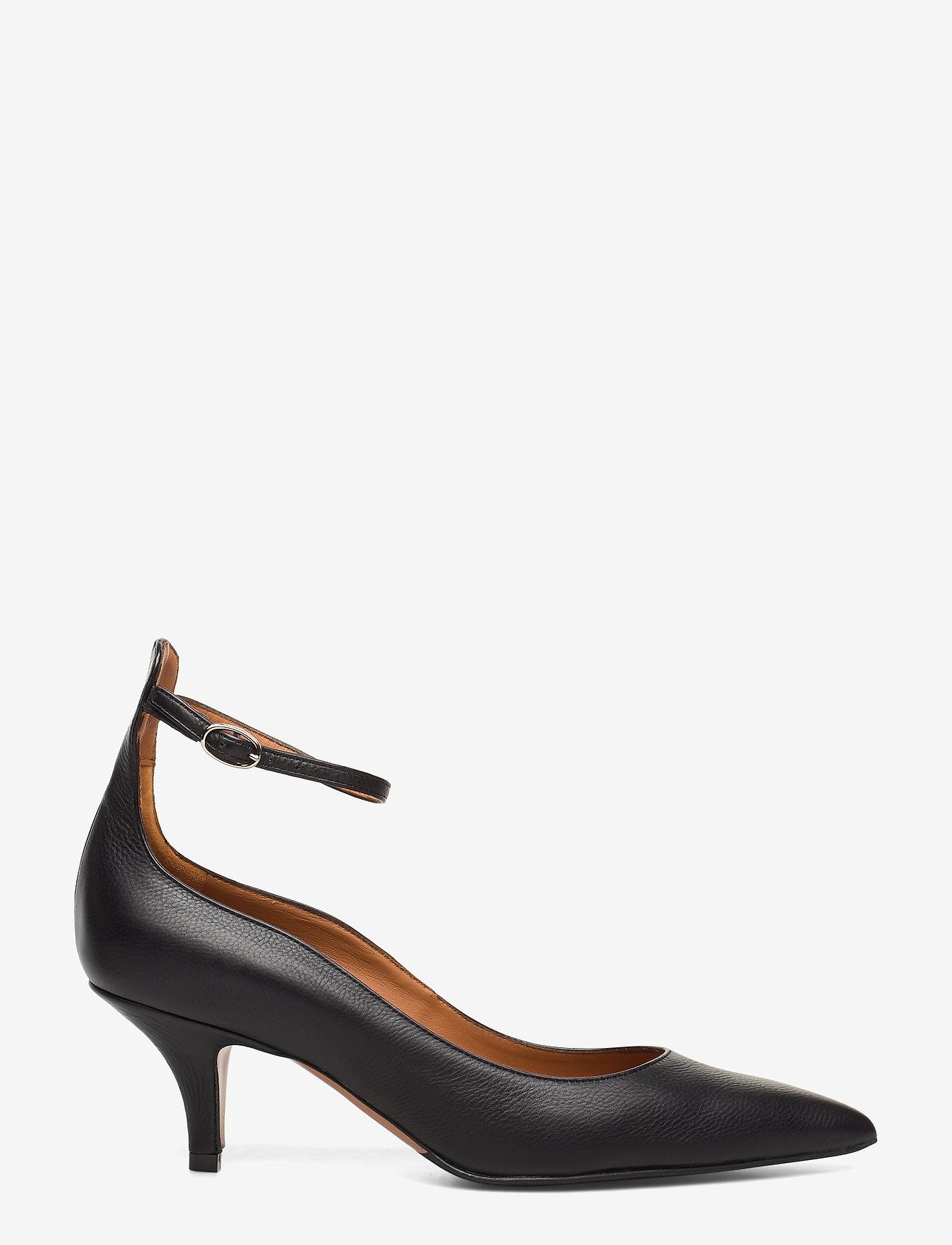 NOTABENE - Sonia - classic pumps - black leather - 1
