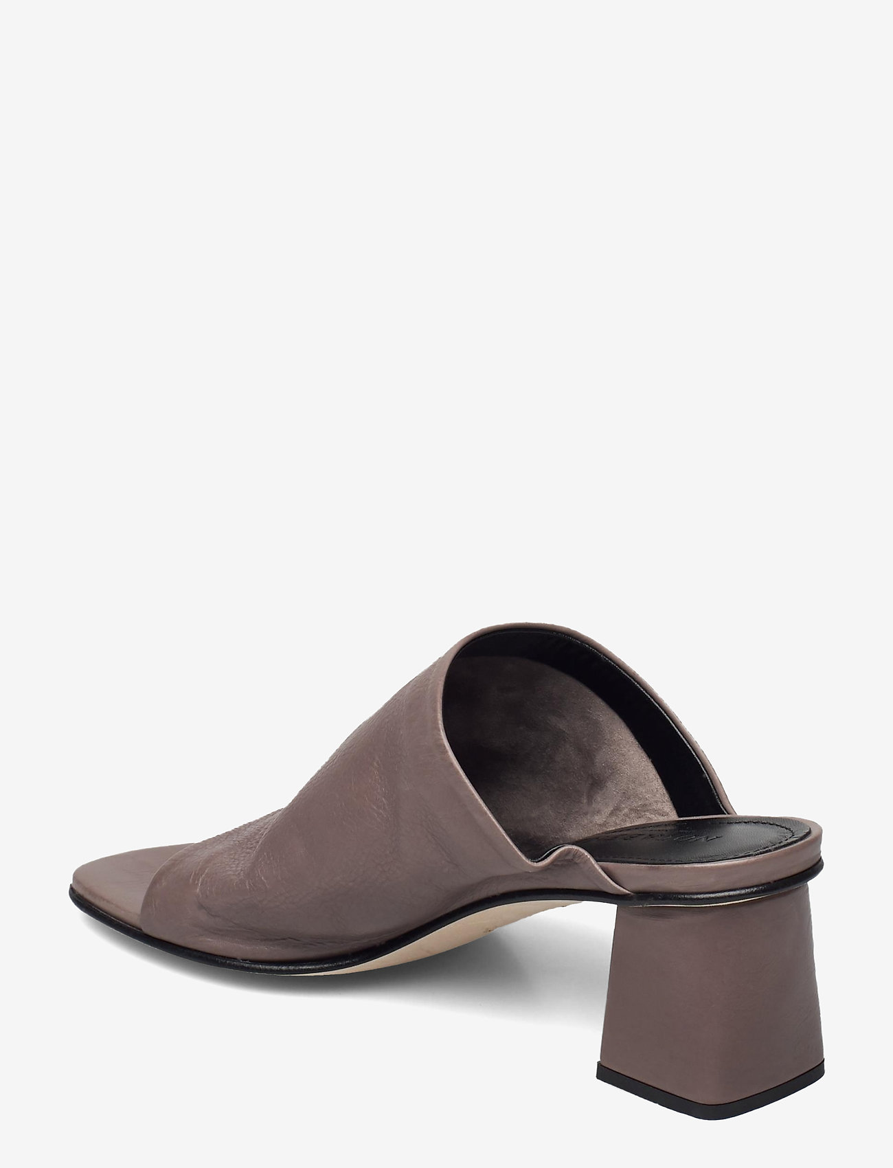 NOTABENE - Alessandra - sko - grey leather - 1