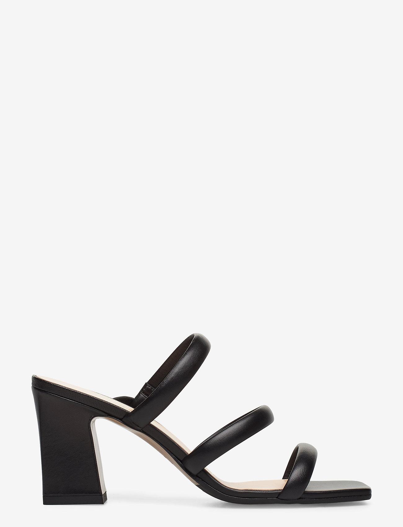 NOTABENE - Zora - mules & slipins - black leather - 1