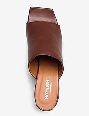 NOTABENE - Shia - mules & slipins - brown leather - 3