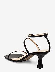 NOTABENE - Eden - høyhælte sandaler - black leather - 2