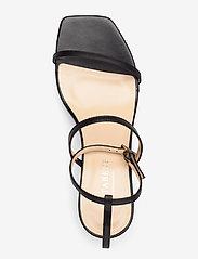 NOTABENE - Eden - høyhælte sandaler - black leather - 3