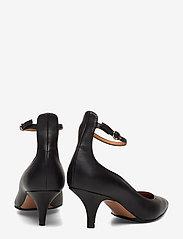 NOTABENE - Sonia - classic pumps - black leather - 4
