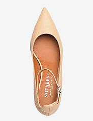NOTABENE - Sonia - classic pumps - nude leather - 3
