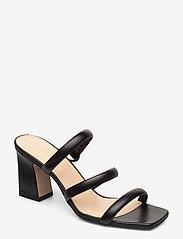 NOTABENE - Zora - mules & slipins - black leather - 0