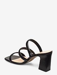 NOTABENE - Zora - mules & slipins - black leather - 2