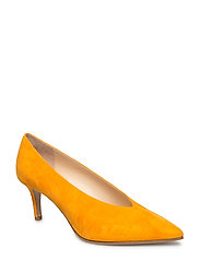 BETHY - YELLOW SUEDE