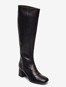 Margot - lange laarzen - black