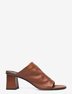 Alessandra - schoenen - brown leather
