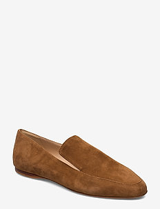 Mimi - loafers - brown suede