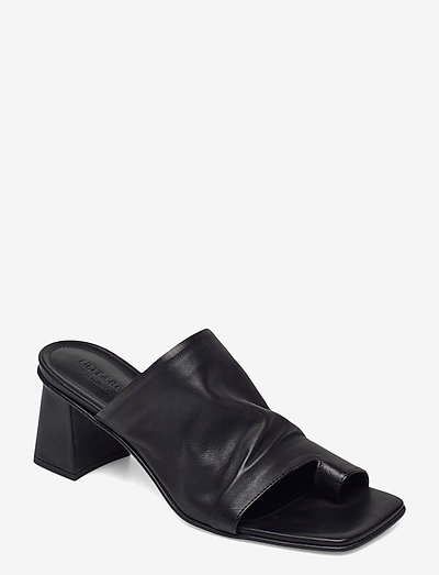Ariana - sko - black leather