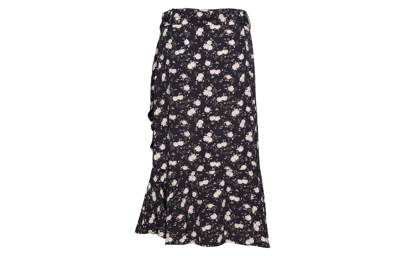 Skirt Nord Flower Jenna Petite Notes Viscose 100 Du q5COtWS1