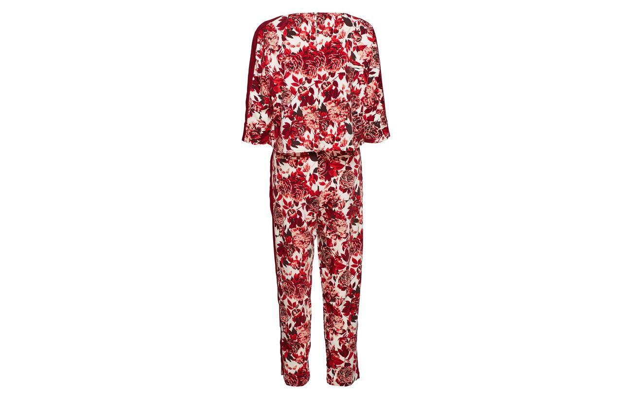 Elastane Wild P 4 Jumpsuit 96 Polyester Nord Du Notes Ashlee Roses qvfI4