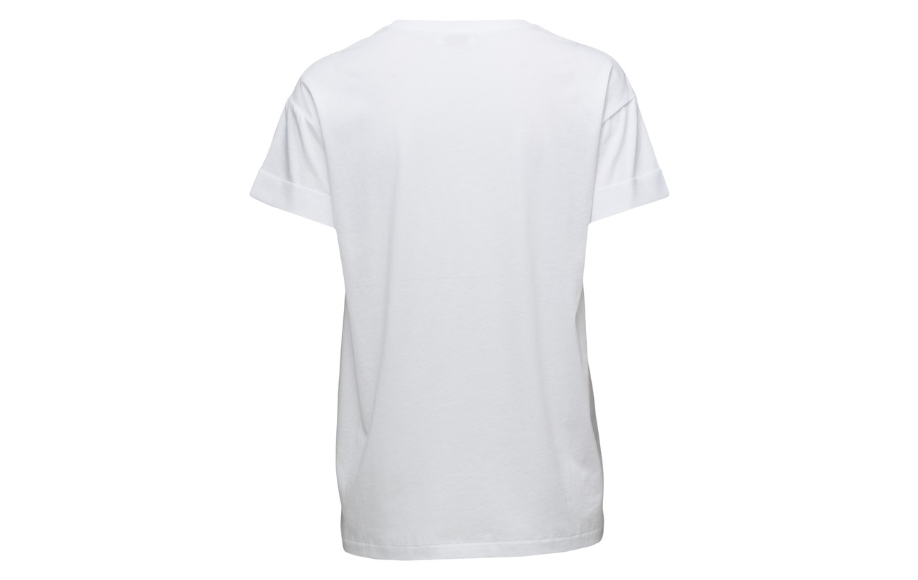 Coton T shirt Ilo Du 100 Nord White Notes tw1U0x