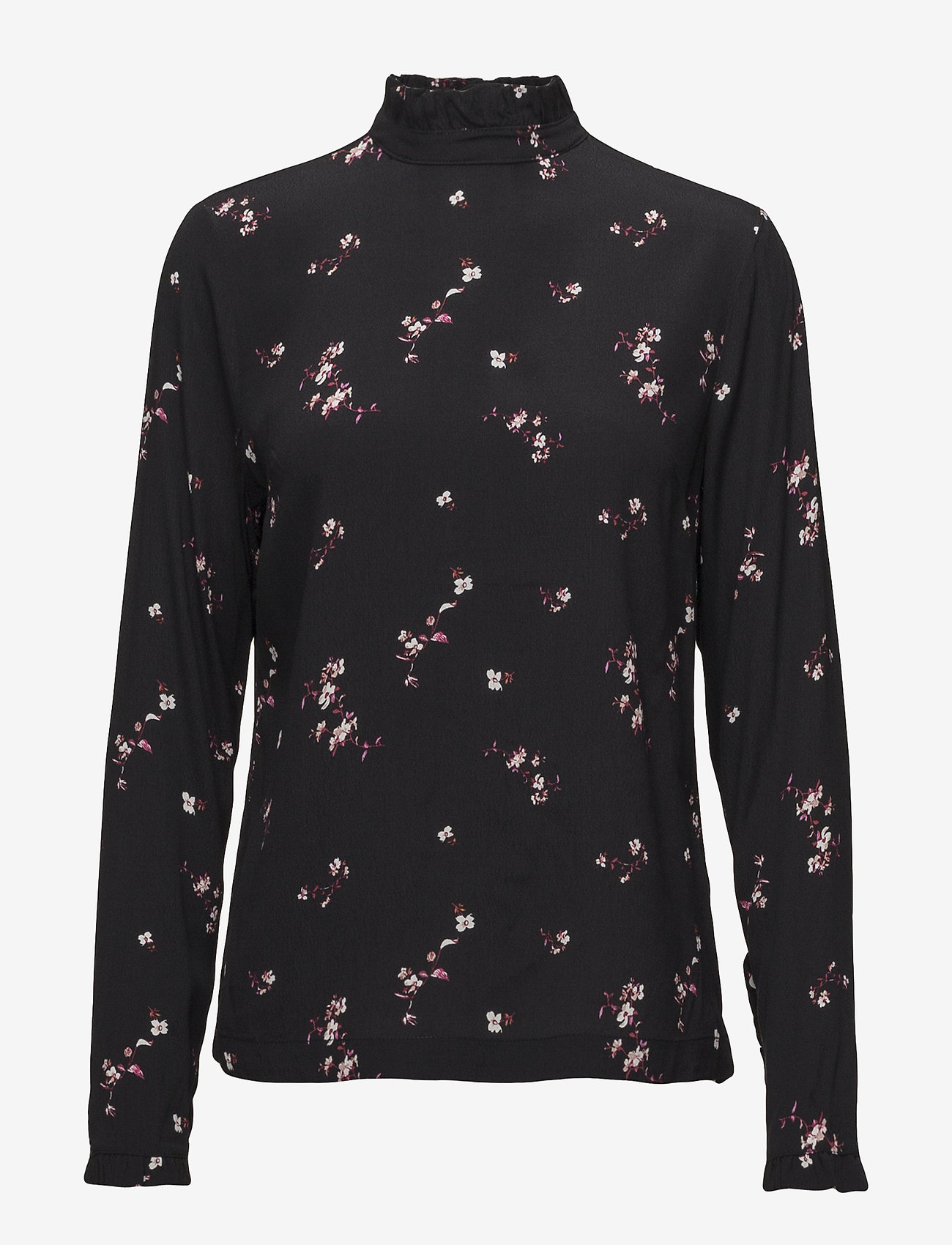 Notes du Nord - Idalina Blouse - blouses à manches longues - space flower